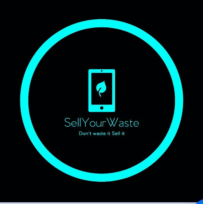 Sell your waste logo